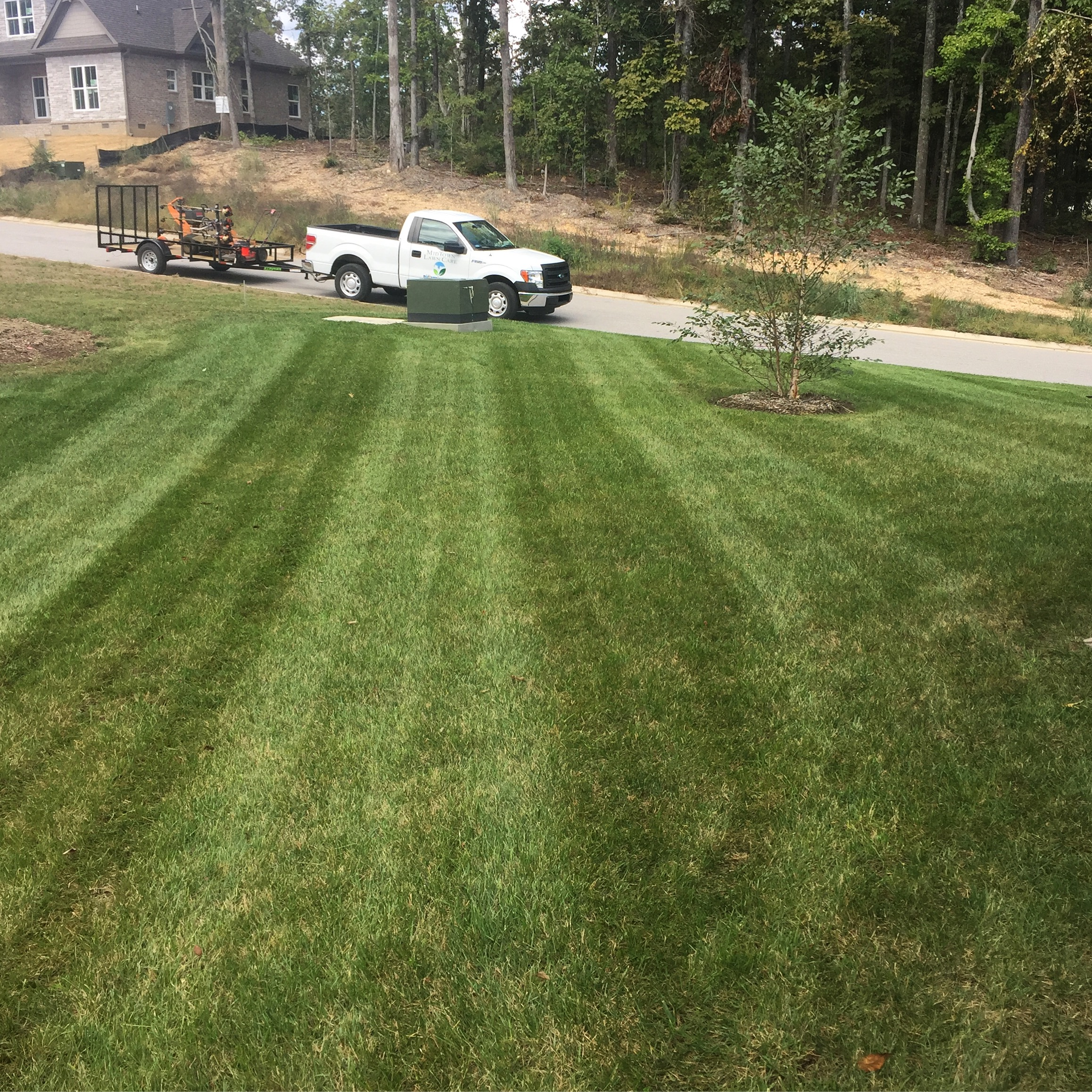 Residential lawn care service in chattanooga weekly and bi ...